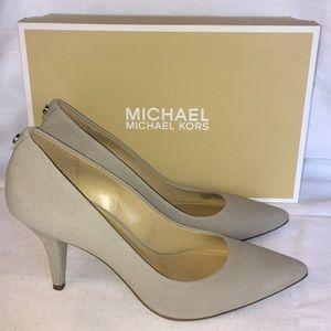 Michael Kors MK Flex in cement (beige)